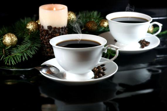 holiday coffee